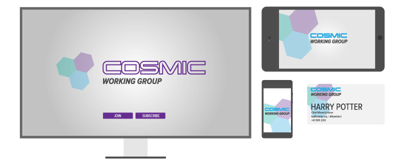 Multiple interfaces/surfaces mocked up for client to fully visualize various layouts and options.