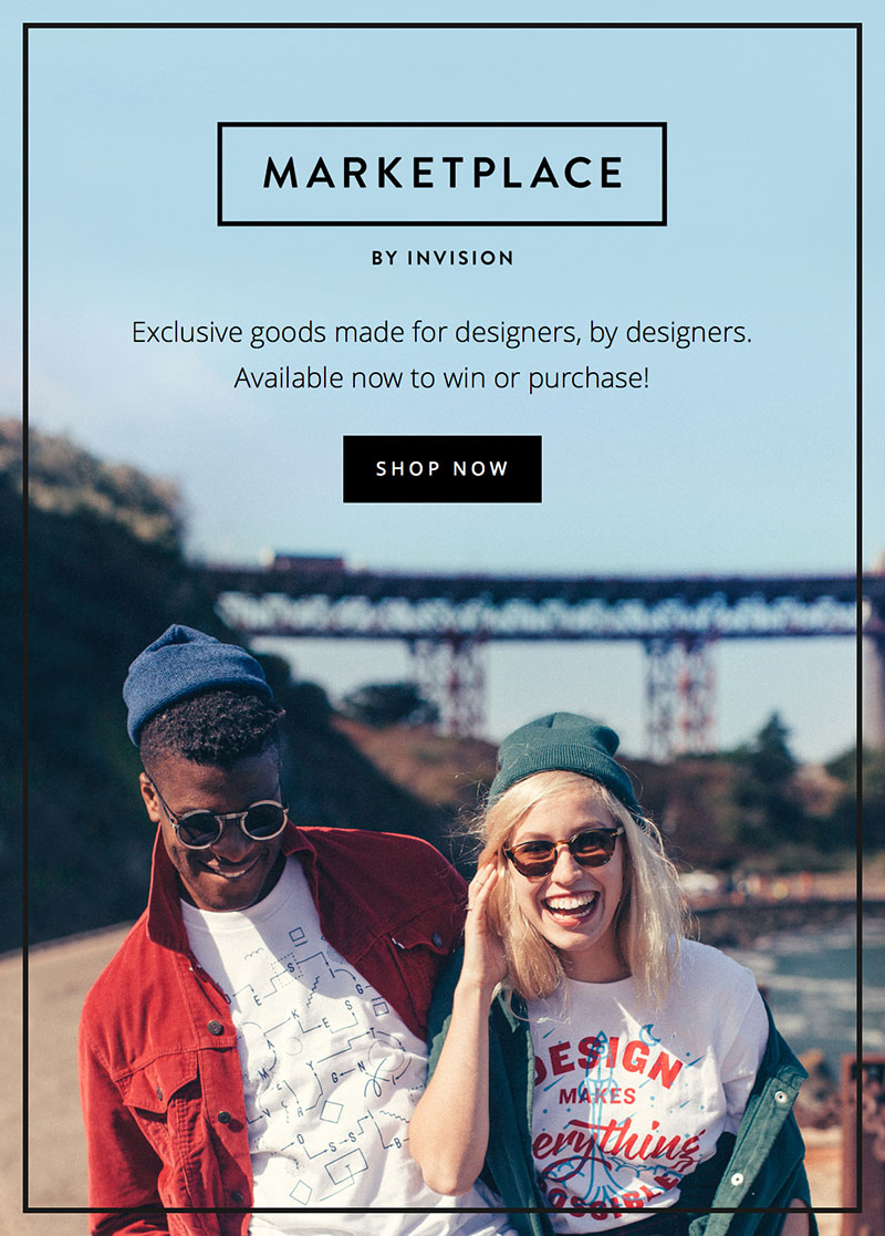 Marketplace by InVision