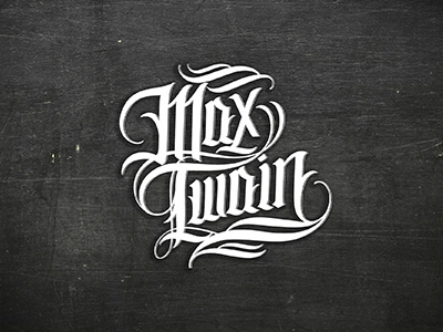 Creating A Hand Lettered Logo Design