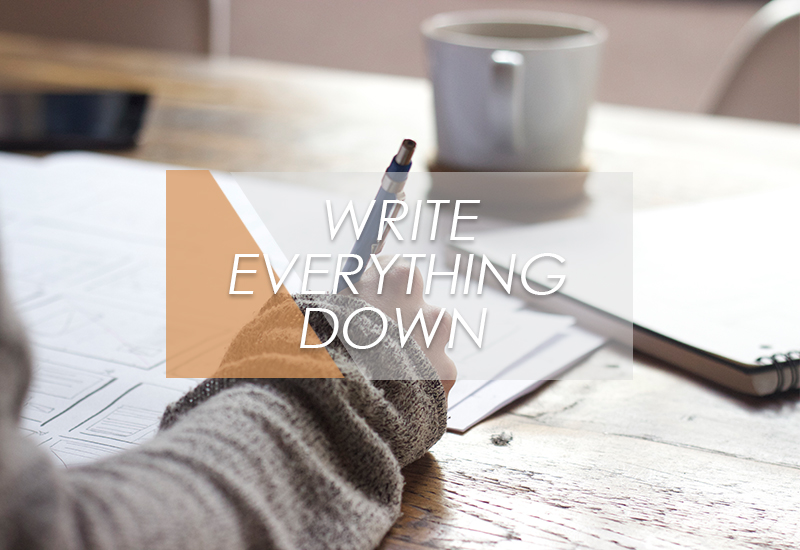 writedown