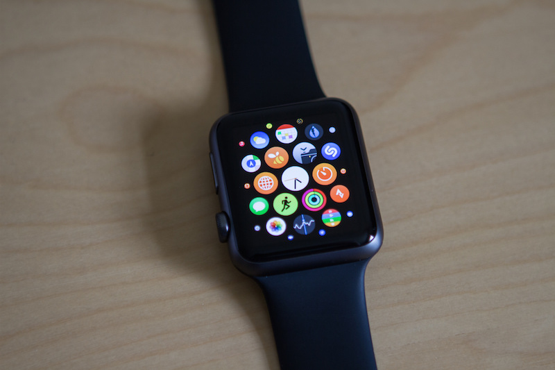 Apple Watch. Photo by William Hook. Creative Commons Attribution 2.0 Generic.