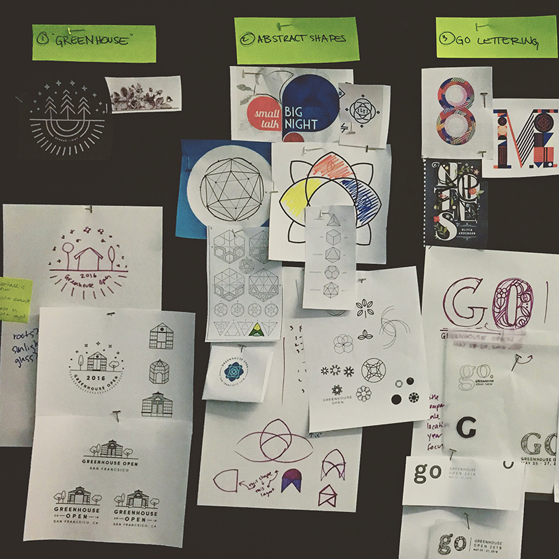 2 Concept Board