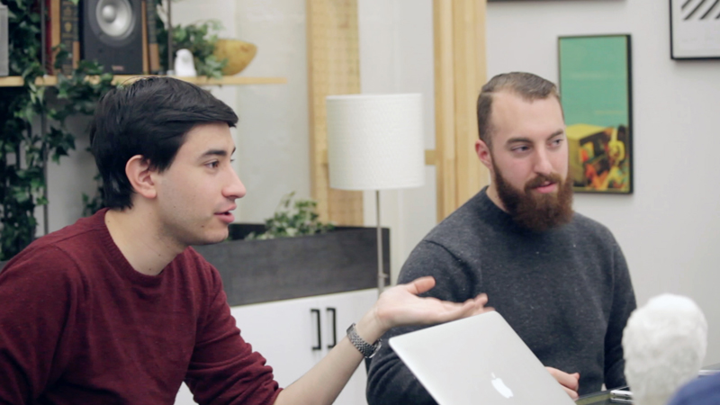 Open discussions between designers and engineers. Image: Tendigi.