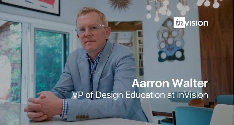 More with Aarron: Elevating design through education