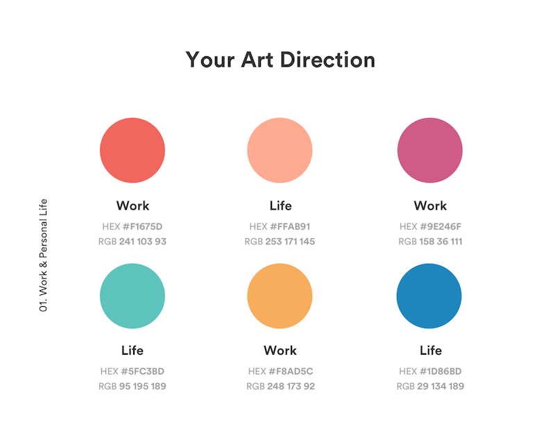 Related story: Designing the perfect work-life balance