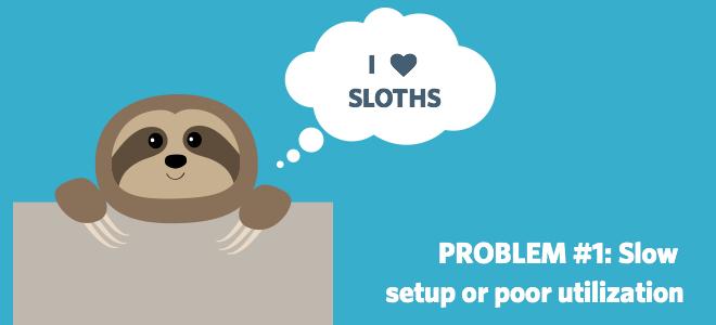 churn-sloth