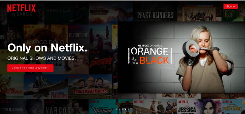 Netflix Review: The King of On-Demand Internet TV Has Arrived ...