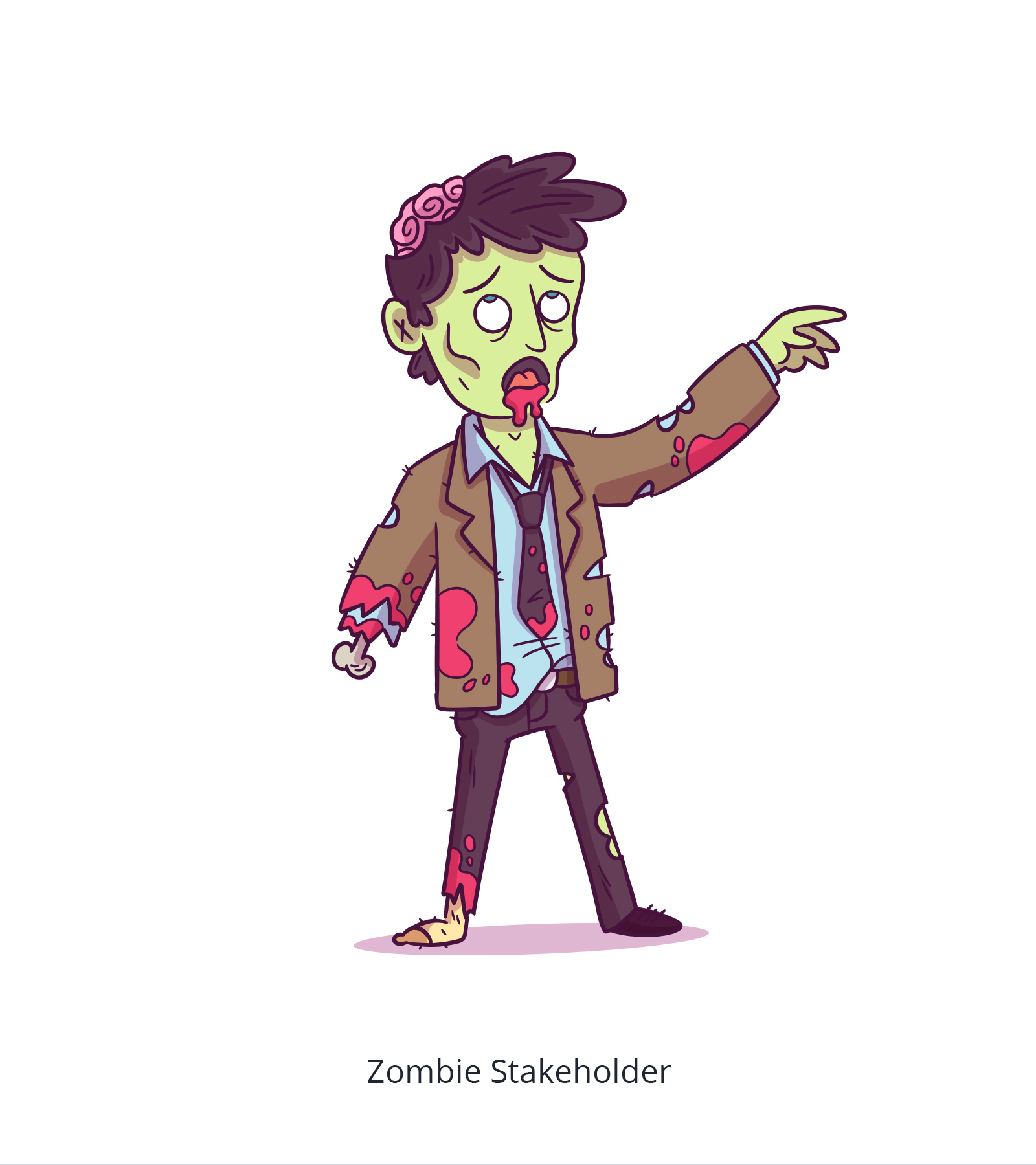 Zombie Stakeholder