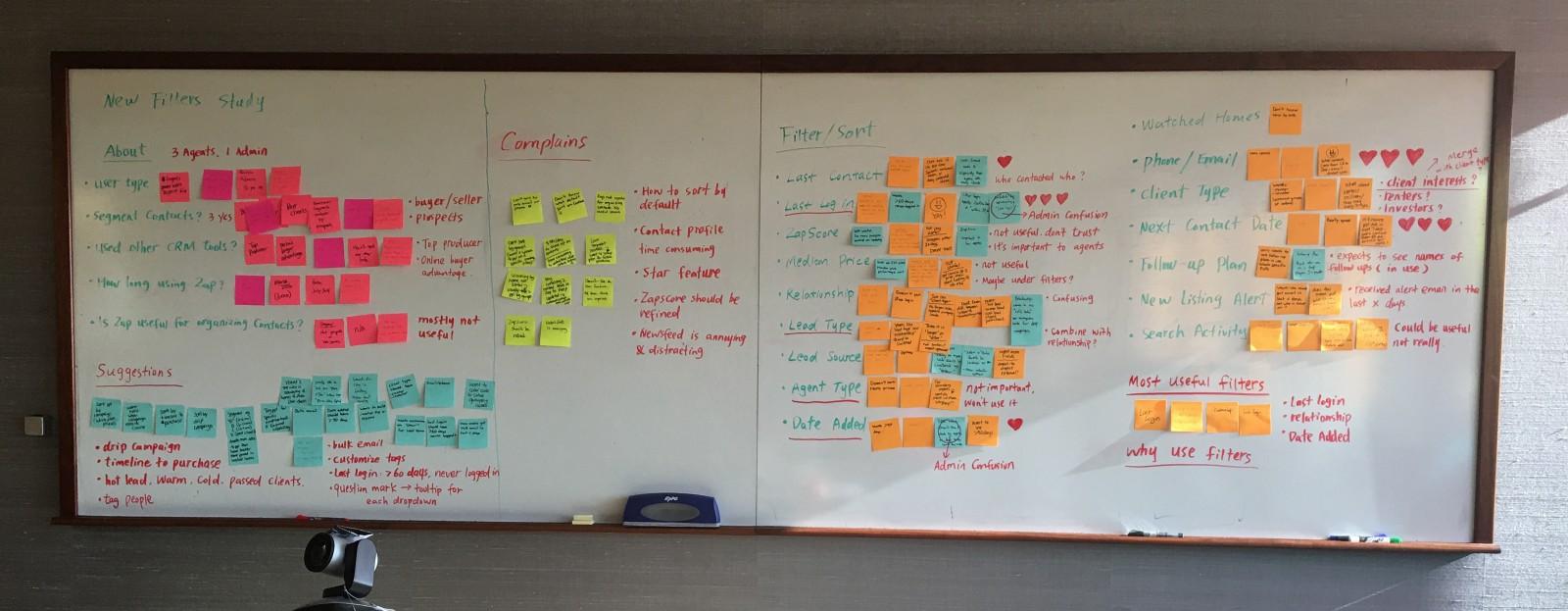Analyzing user feedback—user testing round 2.