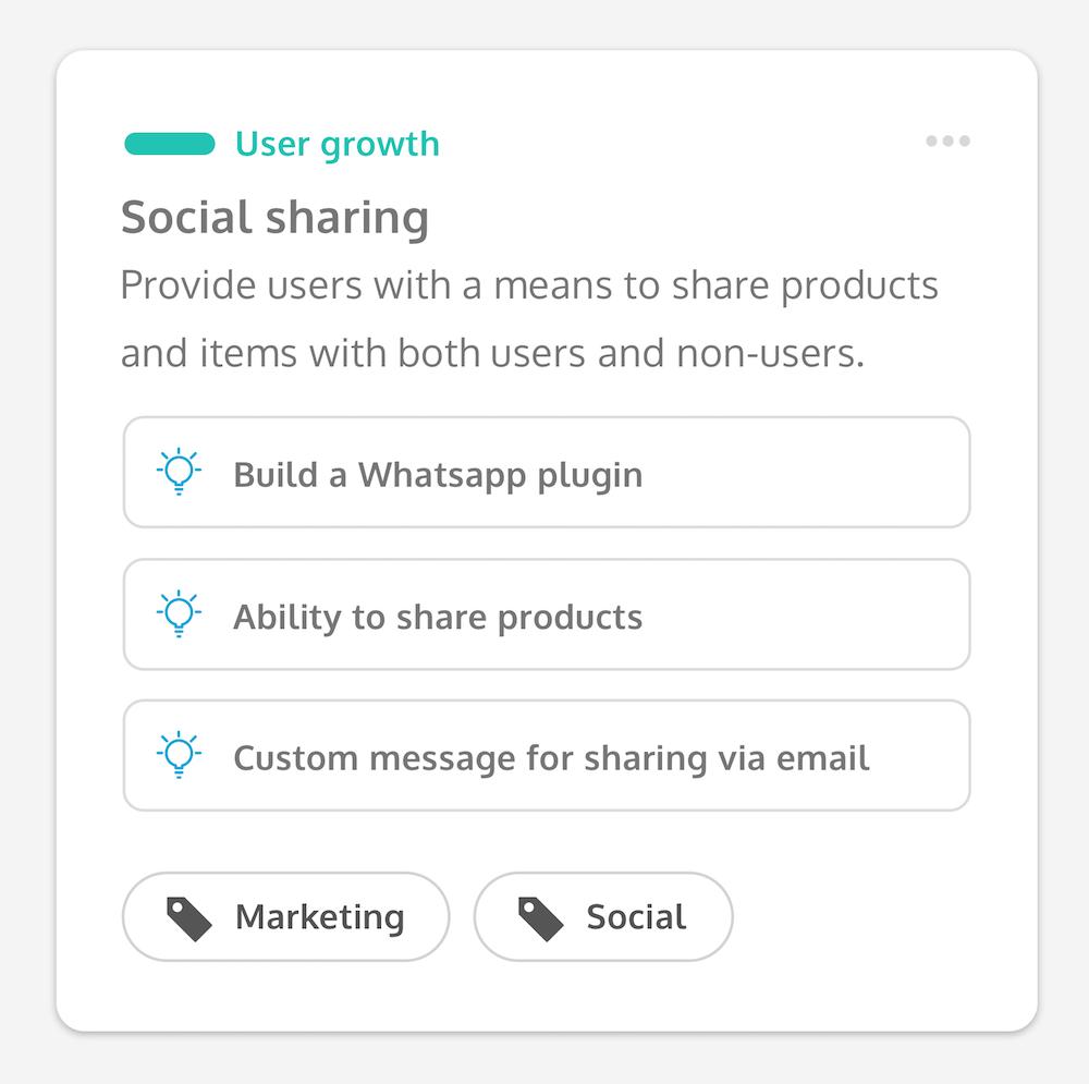 social-sharing-card