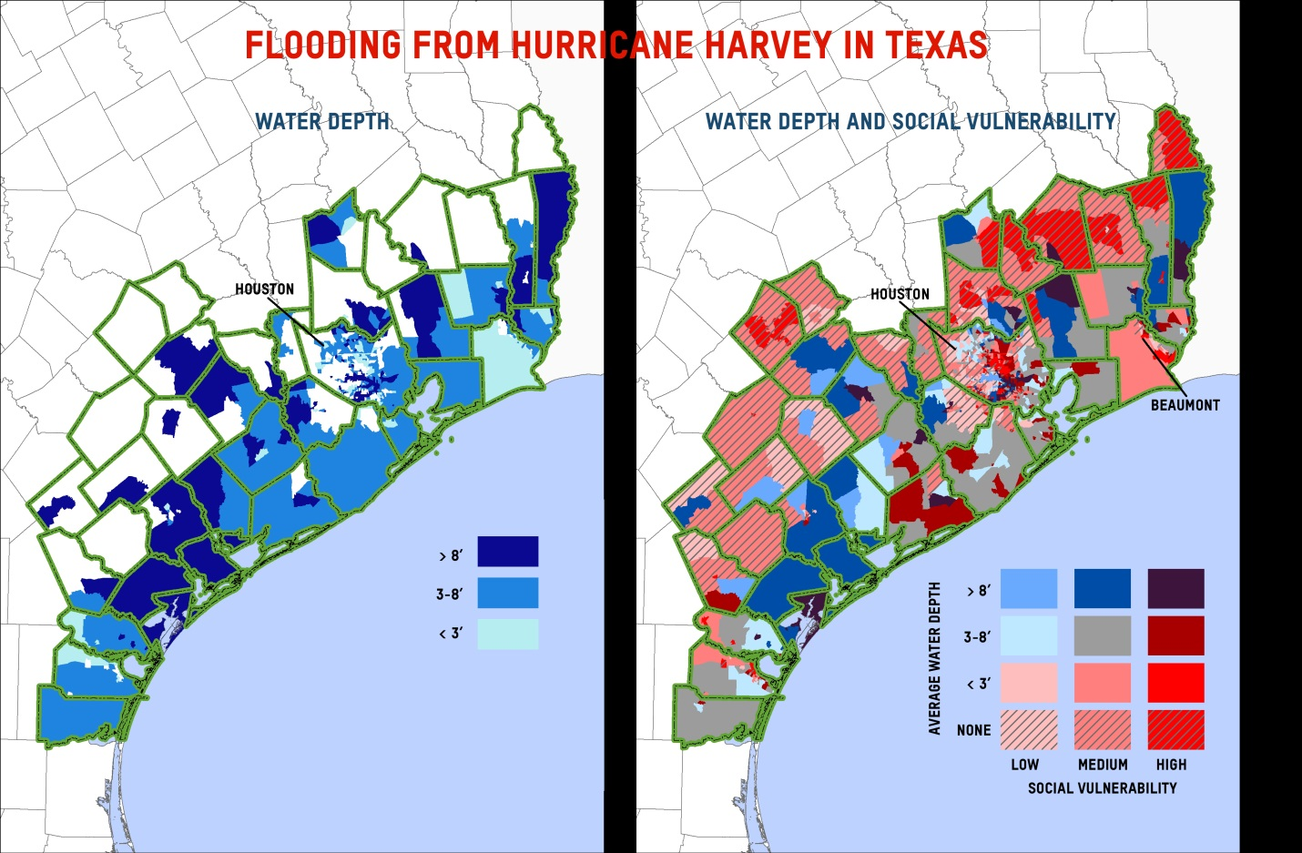 Raising voices of most vulnerable hit by Hurricane Harvey Oxfam