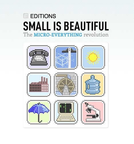 Announcing PopTech Editions II - Small is beautiful: The micro-everything revolution