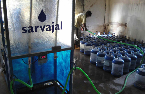 PopTech Editions II: Sameer Kalwani on Sarvajal's clean water micro-infrastructure