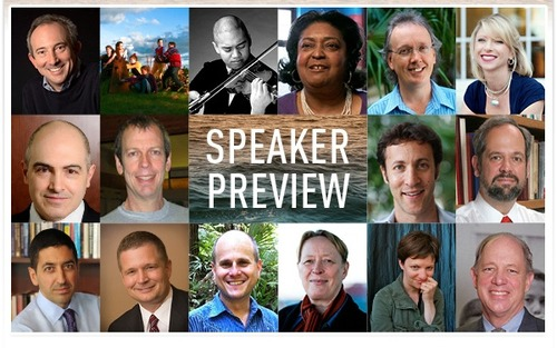 Speakers announced for PopTech 2012!
