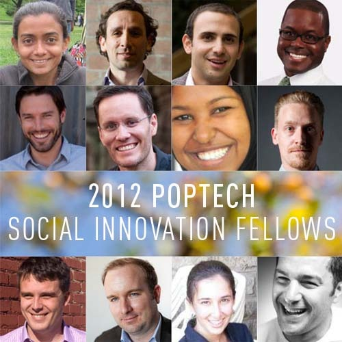 Announcing the Social Innovation Fellows Class of 2012