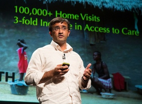 At PopTech: Impact Fund will assist remote health care effort