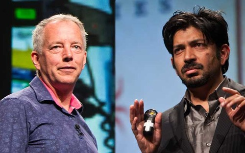Jim Olson and Siddhartha Mukherjee