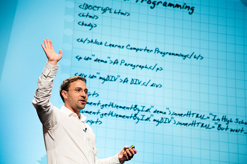 Data, impact, jobs, design: 20 minutes with PopTech Fellows