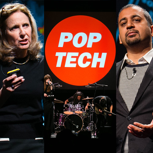 PopTech: Rebellion talks & performances available on poptech.org!