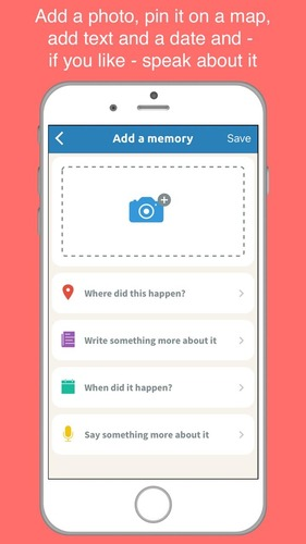 Create a memory book of special places with new app from Ken Banks