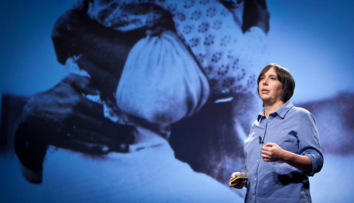 Lauren Abramson at PopTech 2010
