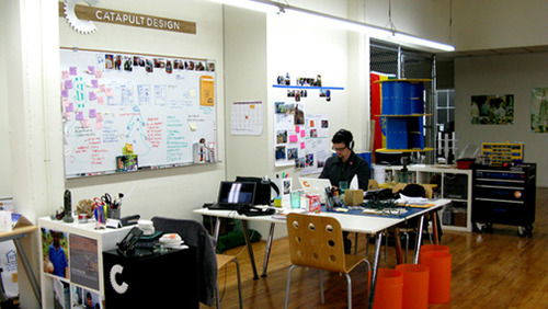 Co-working for Social Good