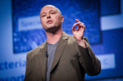 Ryan Smith at PopTech 2010