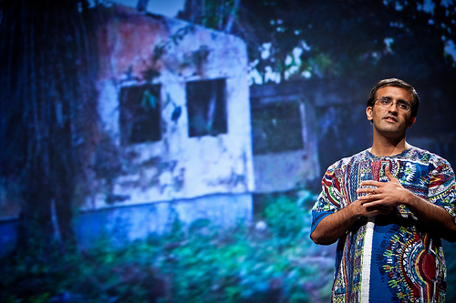 Social Innovation Fellow Rajesh Panjabi rethinks healthcare in Liberia