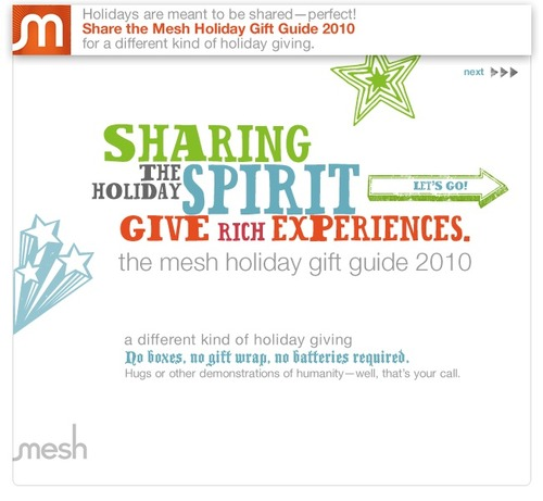 Lisa Gansky wants us to join the sharing economy – and give better gifts this holiday season