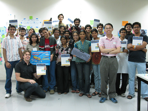 Educational Games for a $10 Computer: News from Indian Student Teams