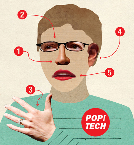 The 5 senses of PopTech