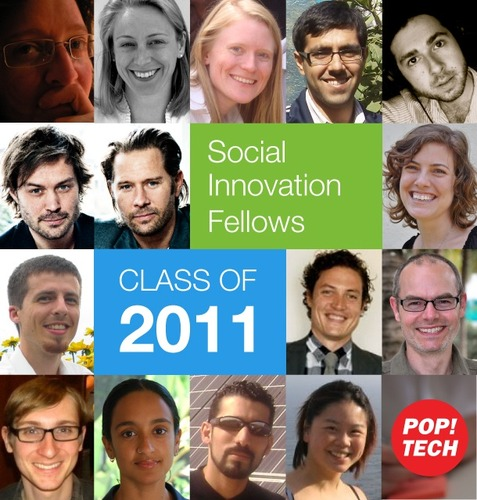 Welcoming the Social Innovation Fellows Class of 2011