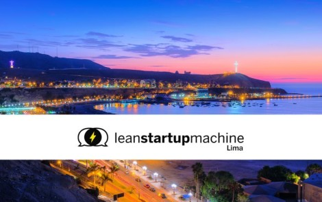 Fail Fast. Succeed Faster. Lean Startup Machine Lima