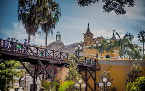 ¿Sabes qué hay para hacer hoy o el fin de semana qué viene en Lima?
