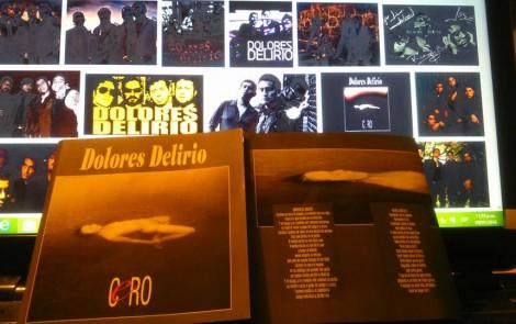 """Dolores Delirio,  """"20 años del disco cero"""""""