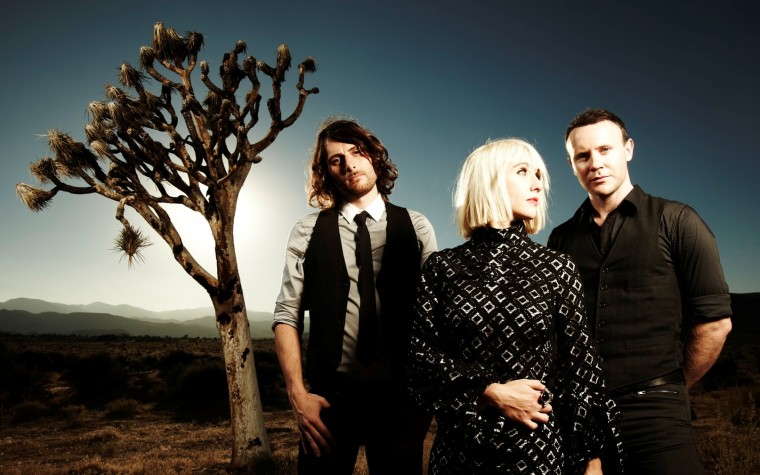 La banda The Joy Formidable por primera vez en Lima
