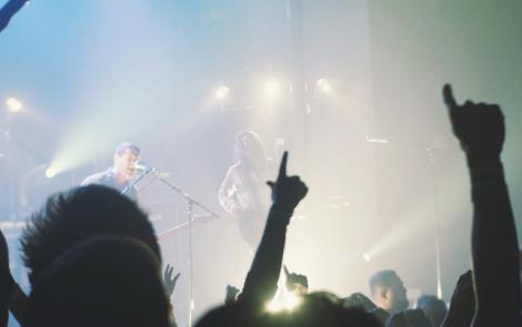 ¿Ya viste que se acercan unos súper conciertos de rock en Lima?