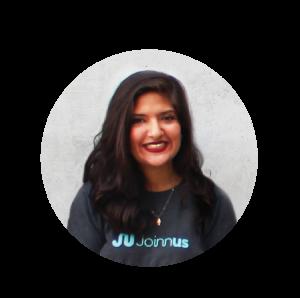 Paola Jara - Gestora de contenidos - Joinnus.com