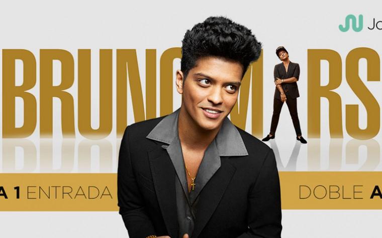 Condiciones legales del concurso: Bruno Mars – Concierto en Lima