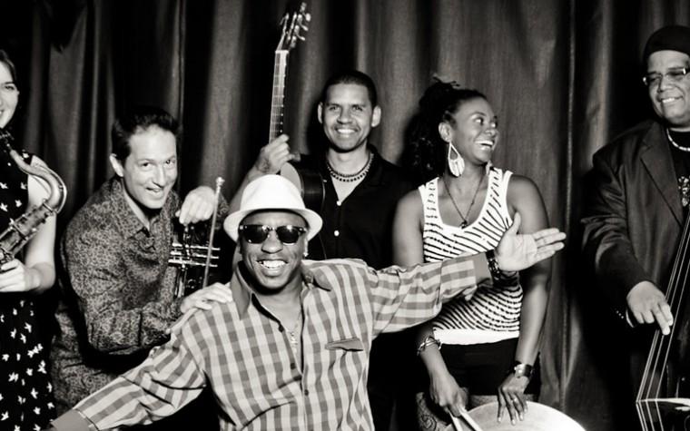 """Sexteto de Jazz afroperuano de Gabriel Alegría y su nuevo disco """"Diablo en Brooklyn"""" en Lima"""