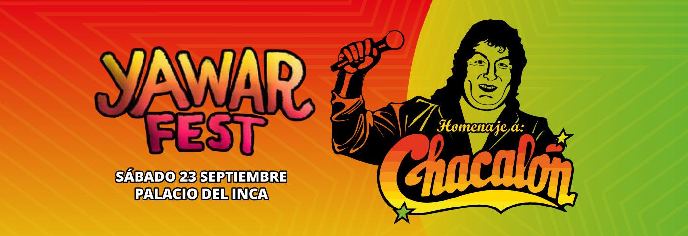 "Homenaje a Papá Chacalón, El YawarFest y lo mejor de bandas peruanas</h1> <ul class=""postSocial""> <li class=""itemSocialShare""> <a href=""javascript:;"" class=""postSocialFacebook""> <img src=""http://blog.joinnus.com/wp-content/themes/binderpro/images/facebook.png""/> </a> </li> <li class=""itemSocialShare""> <a href=""javascript:;"" class=""postSocialTwitter""> <img src=""http://blog.joinnus.com/wp-content/themes/binderpro/images/twitter.png""/> </a> </li> <li class=""itemSocialShare""> <a href=""javascript:;"" class=""postSocialGoogle""> <img src=""http://blog.joinnus.com/wp-content/themes/binderpro/images/google.png""/> </a> </li> <li class=""itemSocialShare""> <a href=""whatsapp://send?text=Échale un vistazo a este evento 'Homenaje a Papá Chacalón, El YawarFest y lo mejor de bandas peruanas' http://blog.joinnus.com/homenaje-a-papa-chacalon-el-yawarfest-y-lo-mejor-de-bandas-peruanas/"" class=""postSocialWhatsapp"" data-action=""share/whatsapp/share""> <img src=""http://blog.joinnus.com/wp-content/themes/binderpro/images/whatsapp.png""/> </a> </li> </ul>"