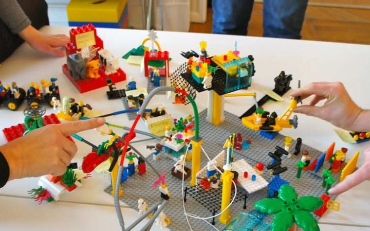 Realiza proyectos más ágiles con Scrum + LEGO® Serious Play®