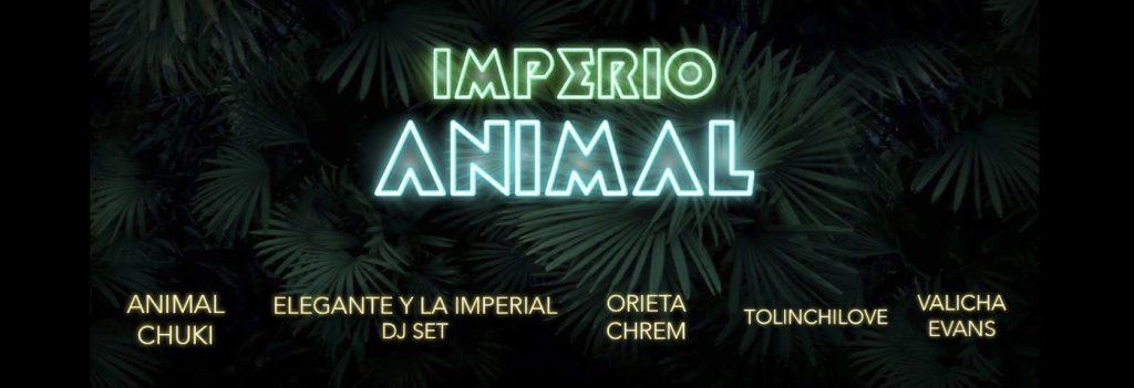 imperio animal
