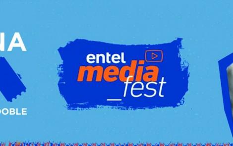 ¡Participa por UNA ENTRADA DOBLE al Entel Media Fest Lima!