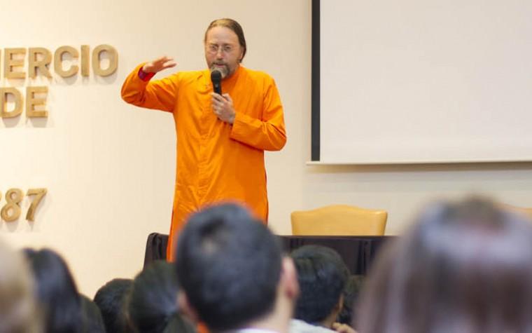 Conferencia: ¿Éxito o Felicidad? ¡Logra los Dos! con Dada Japamantra