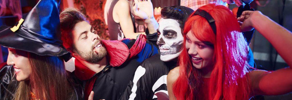 halloween head blog