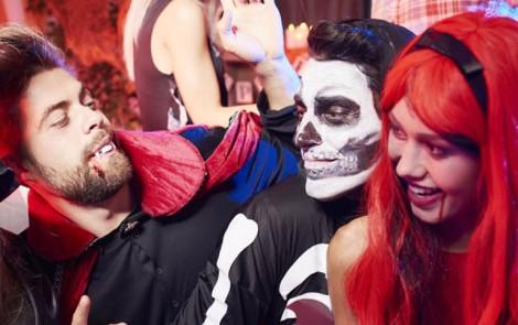 Elige un disfraz y descubre a qué evento debes ir por Halloween