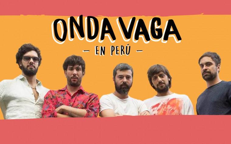 Onda Vaga llega por primera vez a Lima