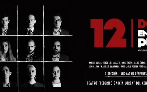 """La afamada película """"Twelve Angry Men"""" es adaptada y llevada al teatro"""