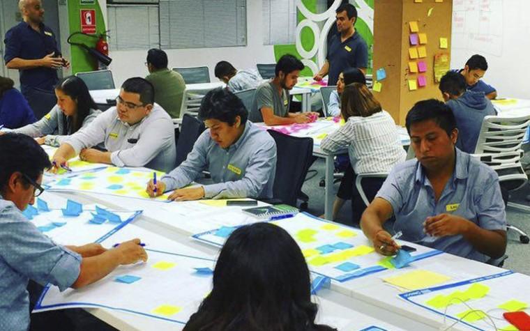 Workshop: Innova, diseña y lanza nuevos productos o servicios